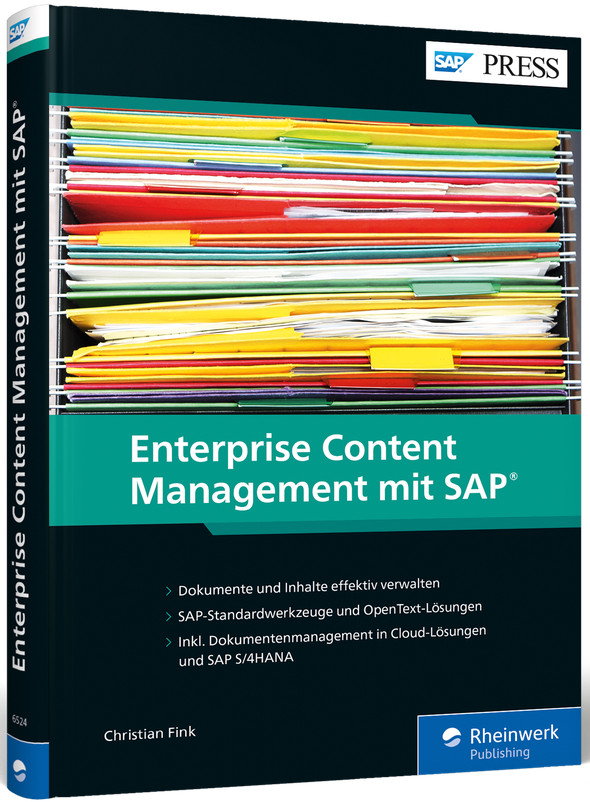 SAP-Press Enterprise Content Management mit SAP